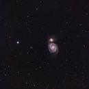 M51 dslr 600d,                                Rino