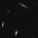 M65 M66  NGC3628 Leo Trio,                                astrotaxi