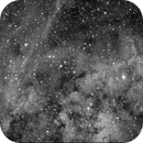 Sh2-115 and Abell 71 Nebulae (Ha),                                Marco Stra
