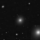 M87, a Lum, UHC filter picture,                                Niels V. Christensen