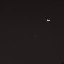 Moon Planetary Lineup In Leo,                                Bill