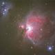 Orion Nebula (M42),                                Nicolai Wiegand
