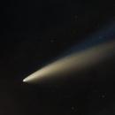 Comet Neowise C/2020 F3,                                Chris Schaad