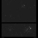 NGC457+NGC436,                                Christophe