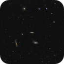 Leo Triplet Widefield and a faint 67P/Churyumov-Gerasimenko,                                Fritz