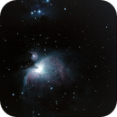 M42 - Nébuleuse d'Orion,                                William BELLEAU