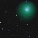 Comète 46P/ Wirtanen - 12 décembre,                                Séb GOZE