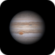 Jupiter with animation: 2020-05-16,                                Darren (DMach)