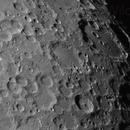 Clavius, Maginus & Tycho craters,                                Wilco Kasteleijn
