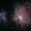 Orion Nebula – M42,                                404timc