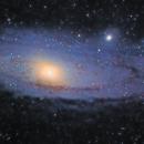 M31 - Andromeda galaxy,                                Daniel Nicolae