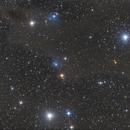 Région de la nébuleuse obscure LDN1235,                                LeCarl99