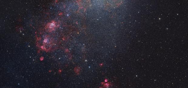 SMC Mosiac Panels 1 - 6,                                Rodney Watters