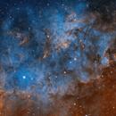 SH2-115   A Lesser Cygnus Nebula,                                Kevin Morefield