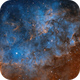 SH2-115 | A Lesser Cygnus Nebula,                                Kevin Morefield