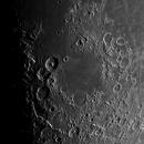 Moon, Mare Nectaris, Theophilus crater, 24 Aprile 2015,                                Ennio Rainaldi
