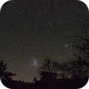 Peaceful Night with The Southern Clouds - Panorama,                                Gabriel R. Santos...