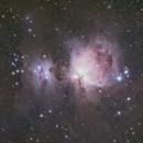 Orion and Running Man Nebula,                                Jeff Miller