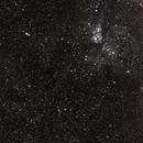 Wishing Well Cluster and Carina Nebula - Untracked,                                João Pedro Gesser