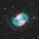 M 27, als hOO_rgb,                                Gottfried Meissner