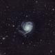Messier 101 - Pinwheel Galaxy - QHY600 - Esprit 150 - LRGB HA,                                Eric Walden