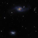 NGC3718,                                Carlo Caligiuri