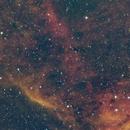 Propeller Nebula in Cygnus,                                Jeff Bennett