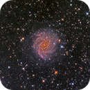 NGC 6946 - Fireworks Galaxy,                                Paolo De Salvatore