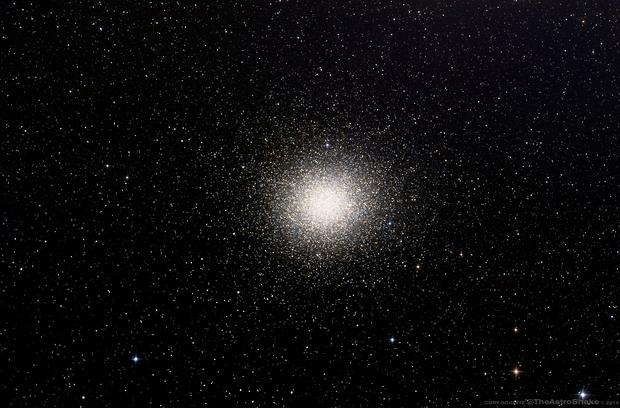 Omega Centauri, NGC 5139,                                Cory Schmitz