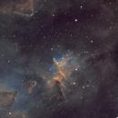 Melotte 15 The Heart Nebula,                                  PixelSkies (David...
