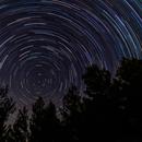 New Moon Star Trails [June 2021],                                Antonis Karousis