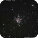 Jewel Box, Kappa Crucis Cluster, NGC 4755,                                Diego Landstallker