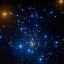 NGC 2516  The Diamond Cluster,                                Rocco Sung
