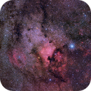 NGC7000 & IC5070, ASI2600MC & Sigma Art 105mm @ F/2,                                turfpit