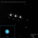 Uranus et animations de ses satellites,                                Georges