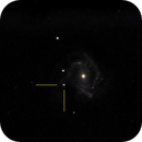 M61 and SN2020jfo,                                Tom Gray