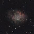 M1 - Crab Nebula,                                minoSpace