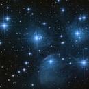 M45 - Plejades,                                Arne Stocker