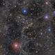 NGC 7497 Wide Area,                                Miles Zhou