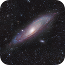 M31 - The Andromeda Galaxy,                                Vincent Savioz
