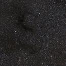 Barnard 142/143 in Aquila - the 'E' nebula,                                Steve Milne