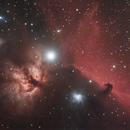 Head Horse Nebula,                                Bogdan Borz