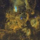 NGC 6357 - War and Peace or Lobster Nebula,                                Rodrigo Andolfato