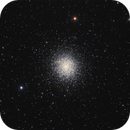 M13 - The Great Globular Cluster in Hercules,                                Bogdan Jarzyna
