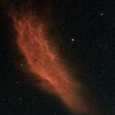 NGC-1499 The California Nebula,                                Earl Hebert