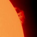 Protuberanza solare,                                StefanoBertacco