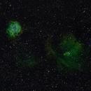 Monoceros to Gemini in SHO,                                Doug Gray