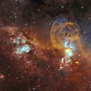 NGC 3576,                                vijay ladwa