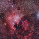 NGC 7000, IC 5070,                                Giorgio Ferrari
