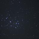 M45 Pleiades,                                Dylan Woodbrey